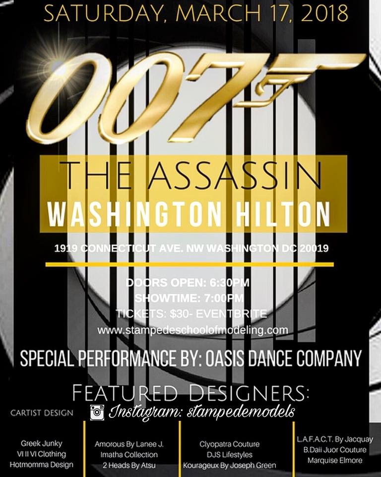 Terrific Event Top Designers And Models For The 007 Assassin Home Interior And Landscaping Ferensignezvosmurscom