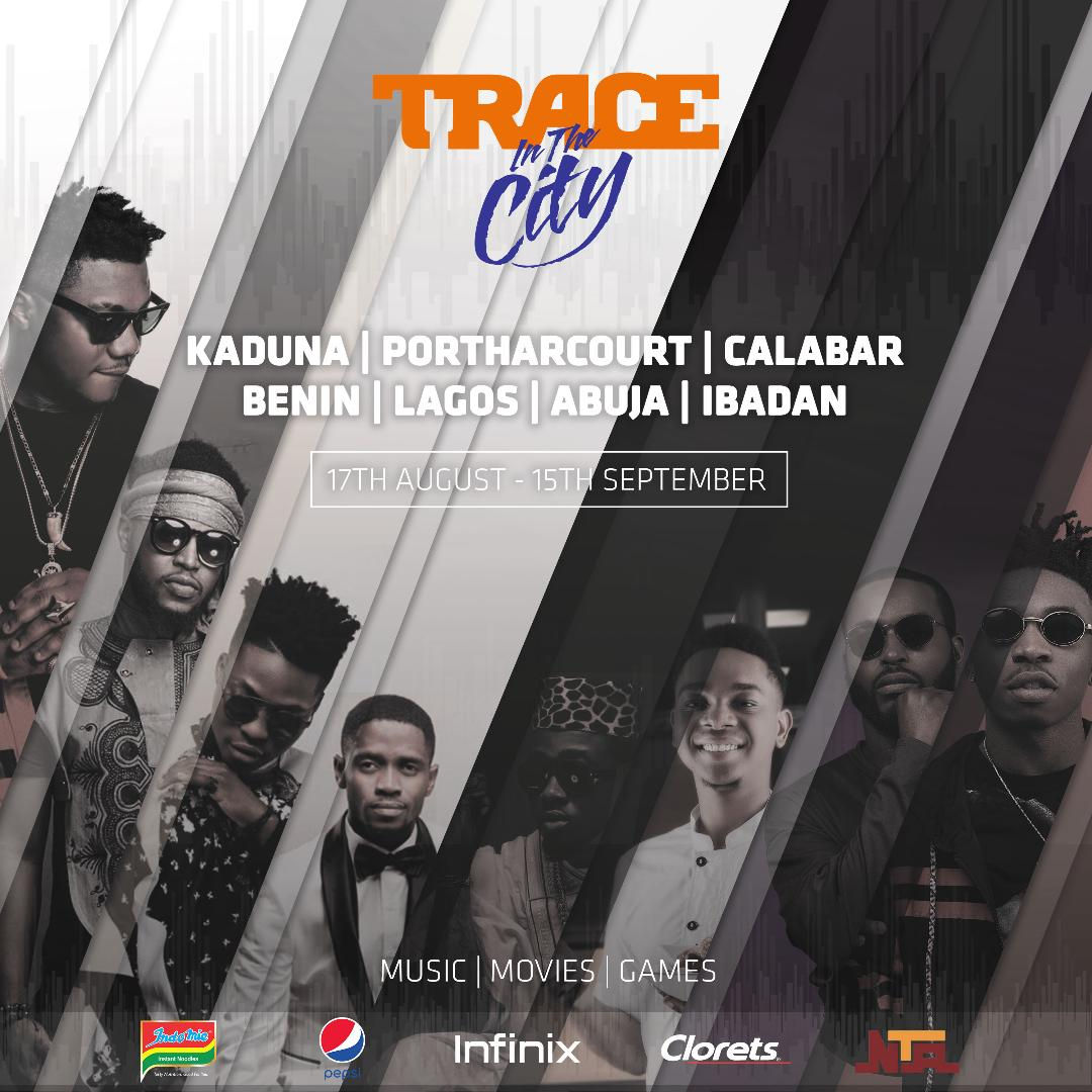 TRACE GIVES YOUNG CREATIVES A CHANCE TO GET THEIR CONTENT ON