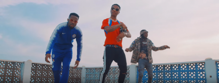 VIDEO: R2bees FT  Wizkid - SUPA – TalkMedia Africa