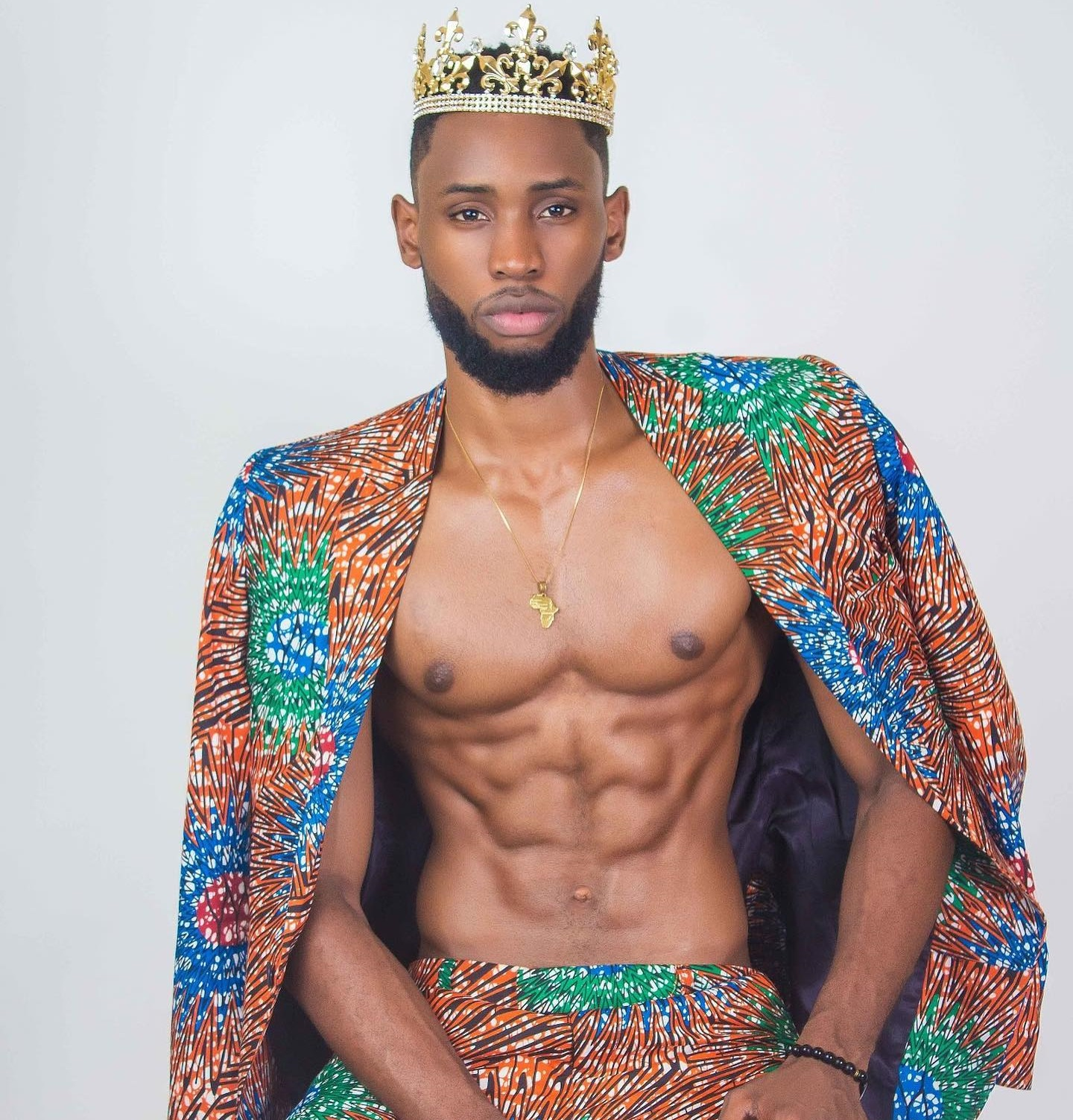 PHOTOS: Mr Ideal Nigeria Unveils its Top 40 Contestants
